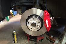 Car Brake Pad Replacement