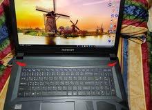 Monster Tulpar T17 Gaming laptop