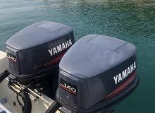 عدد 2محرك ياماها 2 ستروك موديل 2009
