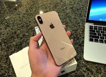 iPhone XS Max 64gp ROSE GOLD with charger