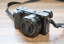 كاميرا سوني الفا A6100 نظافة 100%