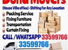Doha house shifting moving Carpenter transportation available