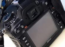 كاميرا نيكون D7000 مع  عدسة 18-105