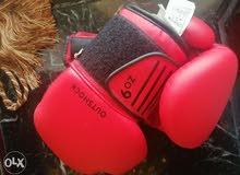 بوكسينج boxing gloves بسعر لؤطه