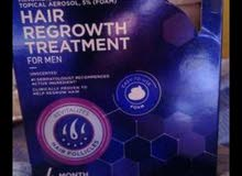 Member's Mark Hair Regrowth 4 month plan