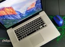 """Apple MacBook Pro 17""""inch"""