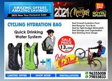 Cycling Hydration Bag