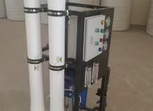 محطات تنقيه ومعالجه المياه الابار