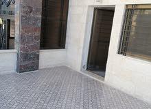 شقة جديدة وفاخرة للبيع في ضاحية الرشيد طابق ارضي بمساحة 180 متر