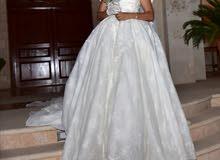 فستان عروس بيع