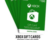 XBOX Cards [ِ-10% OFF]