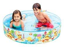 مسبح اطفال قطر 122 ارتفاع 25