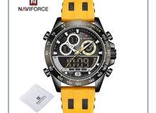 Naviforce 8019T Military Sport Wrist Watch