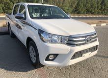 تويوتا هايلوكس 4X2 فل اوتوماتيك Toyota Hilux GLX Full Automatic