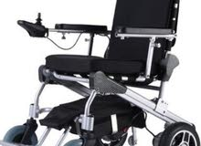 كرسي كهربائي جديد خفيف الوزن