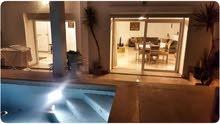 فيلا بالحوض للكراء في قمرت location de villa avec piscine à gammart