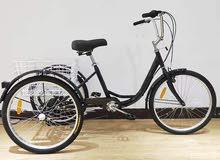دراجة ثلاث كفرات