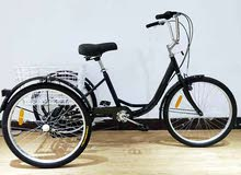 دراجة ثلاث كفرات (واتسب 0546355986)