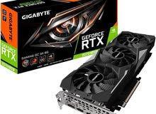 جرافيك كارد ( كرت شاشة) GeForce RTX 2070 Super Gaming OC 8G Graphics Card