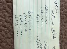 ارض على شراع الملك عبدالعزيز للبيع