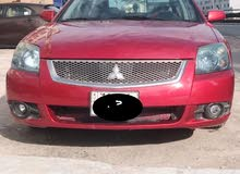 Used condition Mitsubishi Galant 2013 with  km mileage