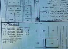 للبيع ارض 656م في جامعة البريمي