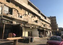 مخزن كبير بابين وسطح تجاري في القويسمة حي النهارية