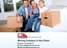 Easy Home Movers Packers - Hire the No1 Moving Company in Dubai