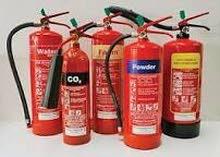فني تصليح طفايات الحريق وبيع كافه الانواع
