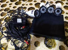 كاميرات مراقبة استعمال مرة واحدة