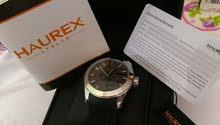 ساعة هاوريكس HAUREX WATCH