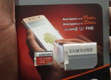 كروت ذاكرة Samsung microSDHC اصلية