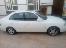 Manual Hyundai 1999 for sale - Used - Benghazi city