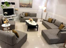 Al Riyadh – A Sofas - Sitting Rooms - Entrances that's condition is New