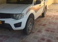 Mitsubishi Pickup car for sale 2011 in Muscat city