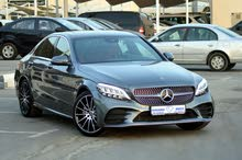 Mercedes C 200 // AMG ( ZERO ) GCC 5 YEAR WARRANTY
