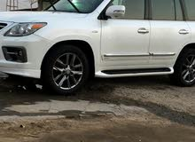 Lexus LX Used in Basra