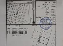 أرض سكنية في ودام الغاف