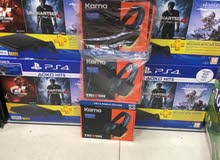 New Playstation 4 available for immediate sale