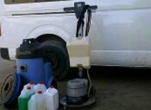 شركه وادي النور لخدمات تنظيف الفلل والشقق تنظيف شامل وجلي وتلميع السرميك والرخا