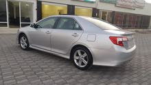 For sale 2013 Silver Camry