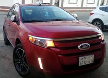 FORD EDGE, 2014, automatic, 100000 KM, AWD -FULL FORD HISTORY-EXPAT OWNED-GCC