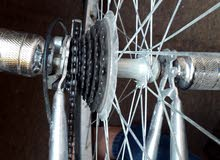 دراجة غيارات 7 الي 3