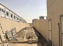 ارض صناعيه لايجار بجانب صوره الشيخ سلطان