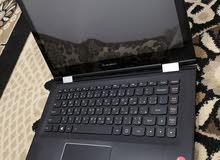 لاب توب Lenovo i5 YOGA لمس 360 درجة للبيع