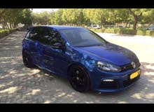 Volkswagen Golf R car for sale 2011 in Muscat city