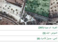 ارض للبيع في السلط ( ام جوزة) مساحتها 3299