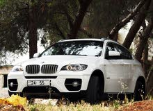 BMW X6 car for sale 2010 in Irbid city