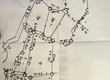 ارض للبيع بقريه قوصين غرب نابلس مساحتها 1دونم 95 متر مطله تقع على شارعين