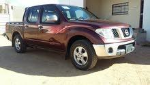 Nissan Navara 2012 For sale - Maroon color